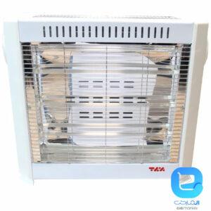 بخاری برقی فن دار برفاب QH2200