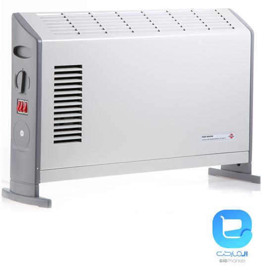 بخاری کنوکتور فن دار پارس خزر CH2000TL