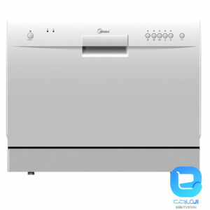 ماشین ظرفشویی مدیا WQP6-3208