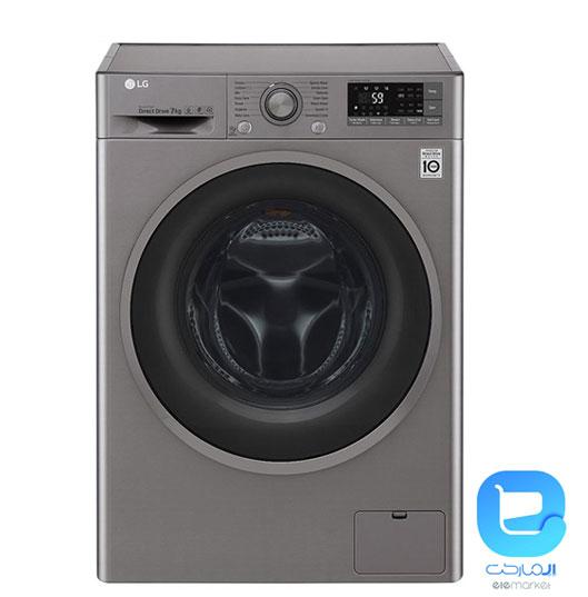 ماشین لباسشویی الجی WM743SS