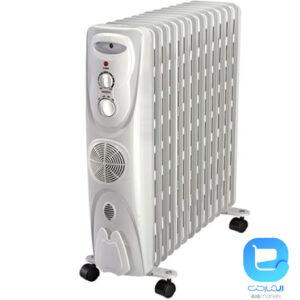 رادیاتور فن دار 13 پره ميديا NY23ECF13L