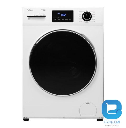 ماشین لباسشویی جی پلاس GWM-K844