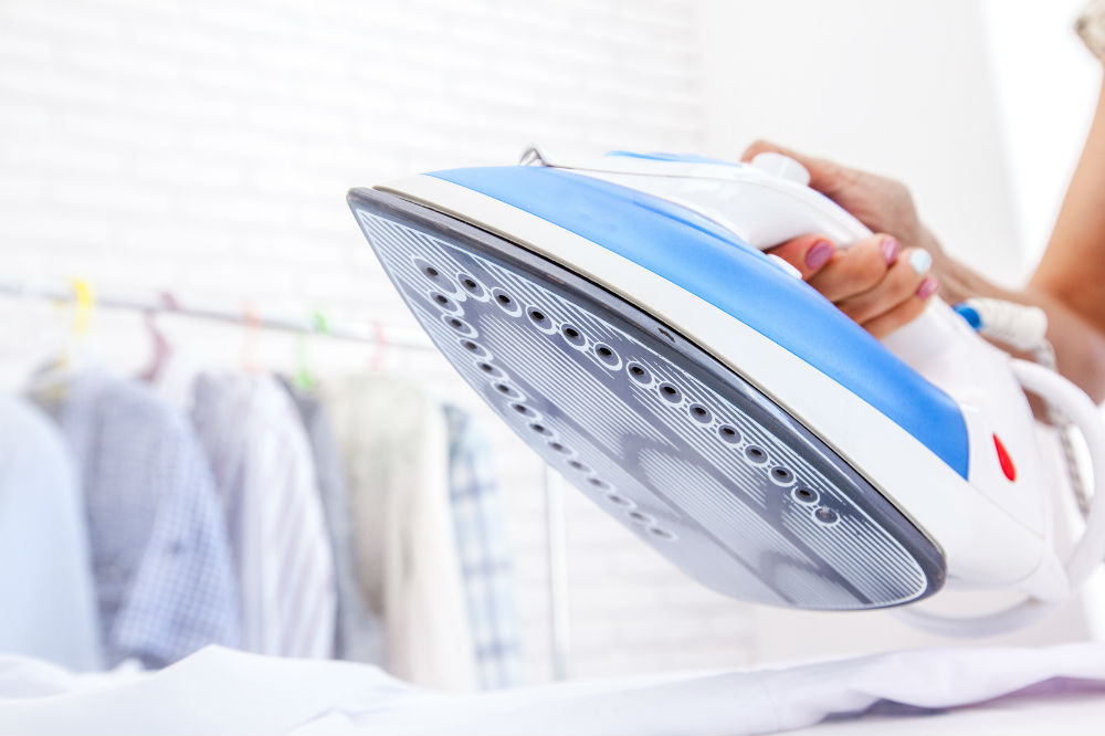 Is Steam Iron Good For Clothes