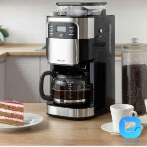قهوهساز سنکور با آسیاب قهوه SCE7000