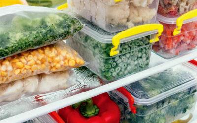 روشهای تازه نگهداشتن مواد غذایی