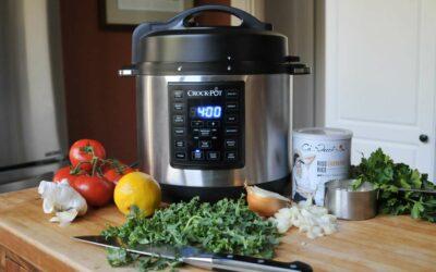 آشپزی با مولتی کوکر