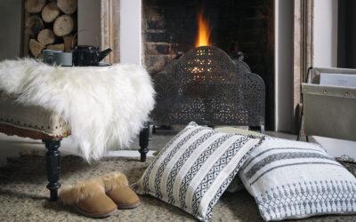 دکوراسیون خانه در زمستان